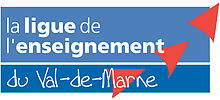 Logo Ligue de l'enseignement du Val-de-Marne